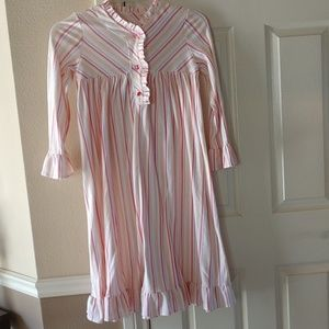 American Girl long flannel night gown